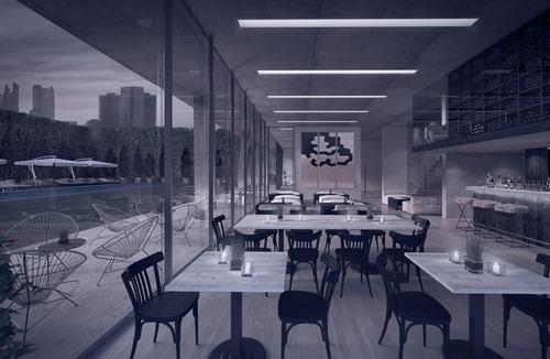 departamento - 2 ambientes - san telmo