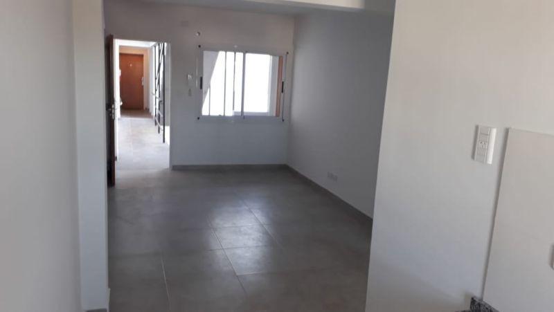 departamento 2 ambientes terminados cuota en pesos//