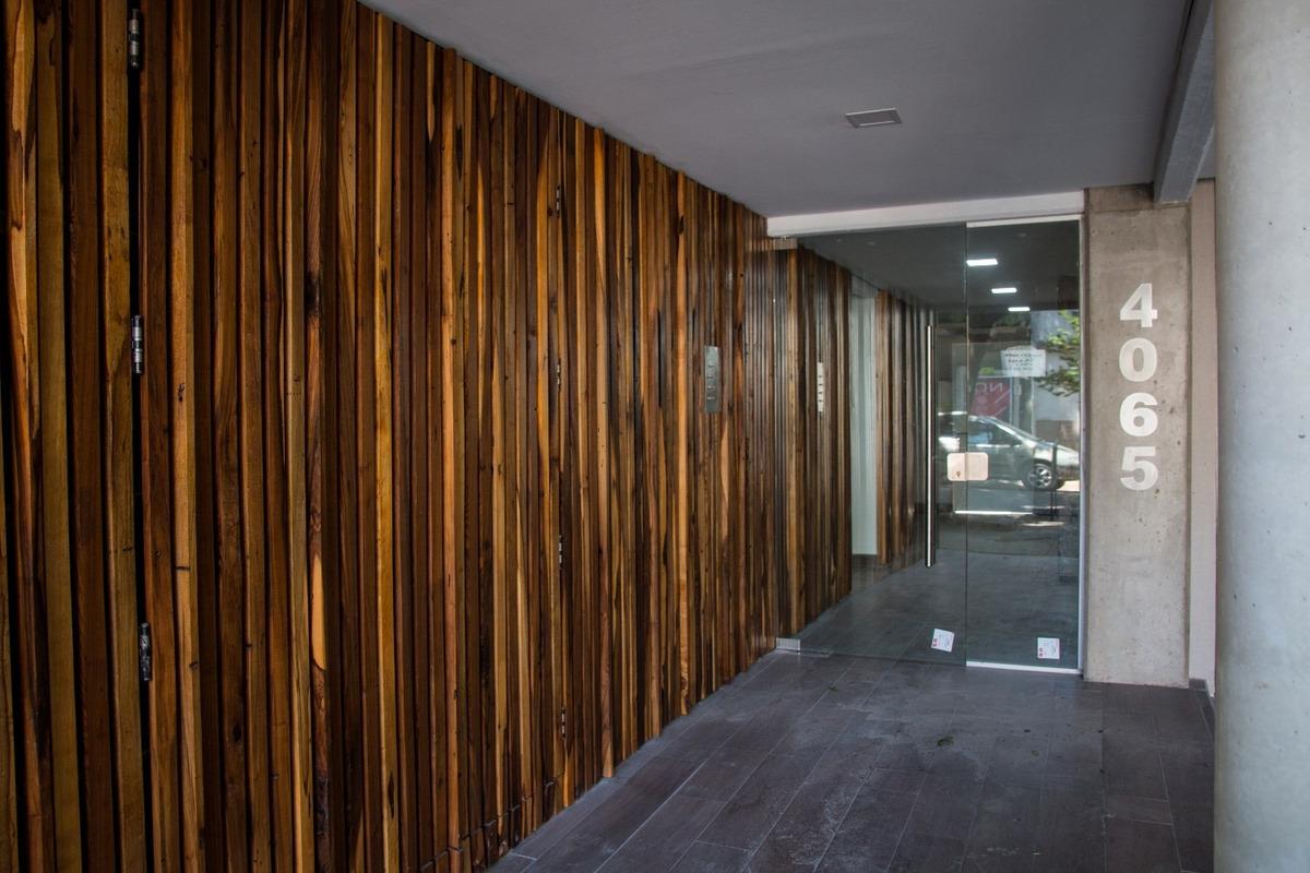 departamento 2 ambientes toilette. balcón. parrilla. cochera