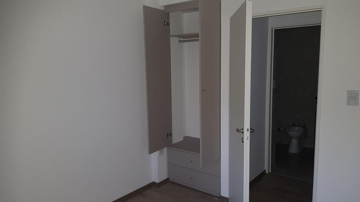 departamento 2 ambientes ultimo disponible 6to. piso