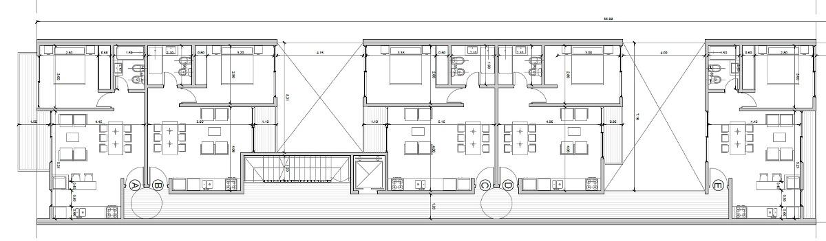 departamento 2 ambientes venta en pozo lomas de zamora *p141
