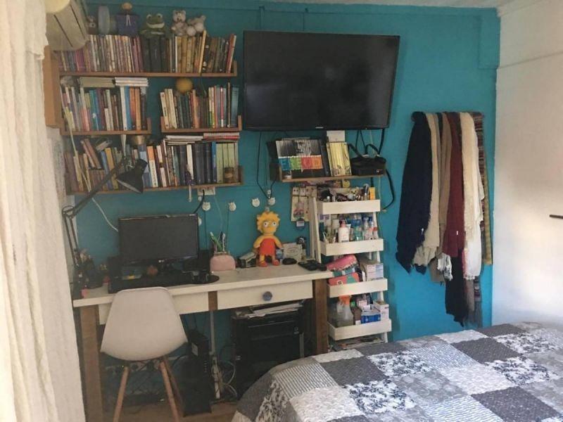 departamento 2 ambientes villa luzuriaga