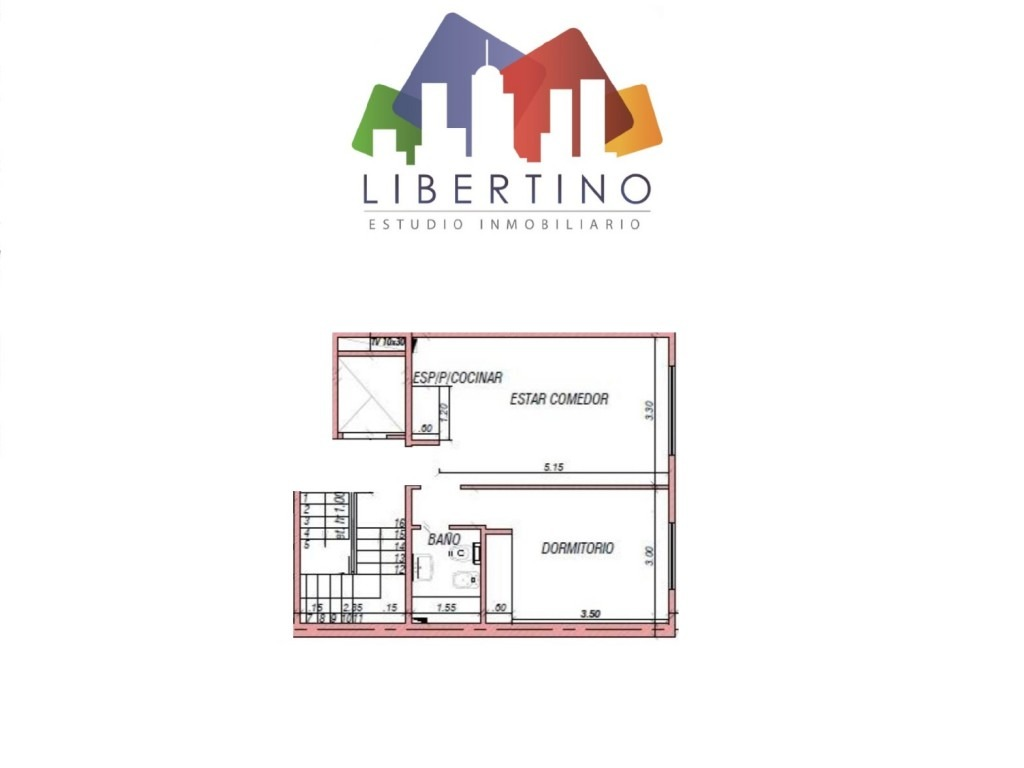 departamento 2 ambientes // villa luzuriaga // venta