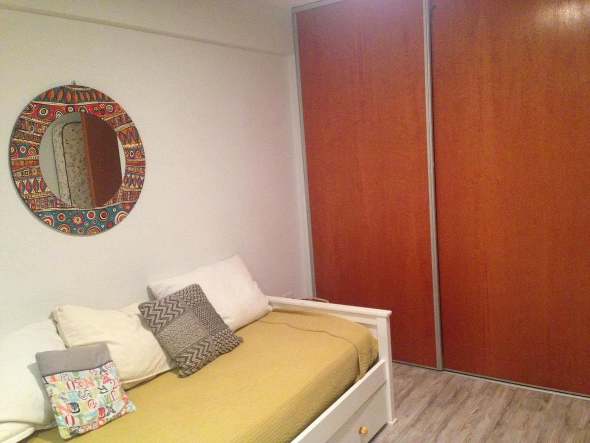 departamento 2 dorm , 2 baños , pileta y parrilla-apto banco- la plata