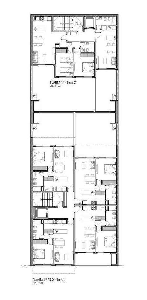 departamento 2 dormitorio con excelentes amenities ideal para vivienda o renta