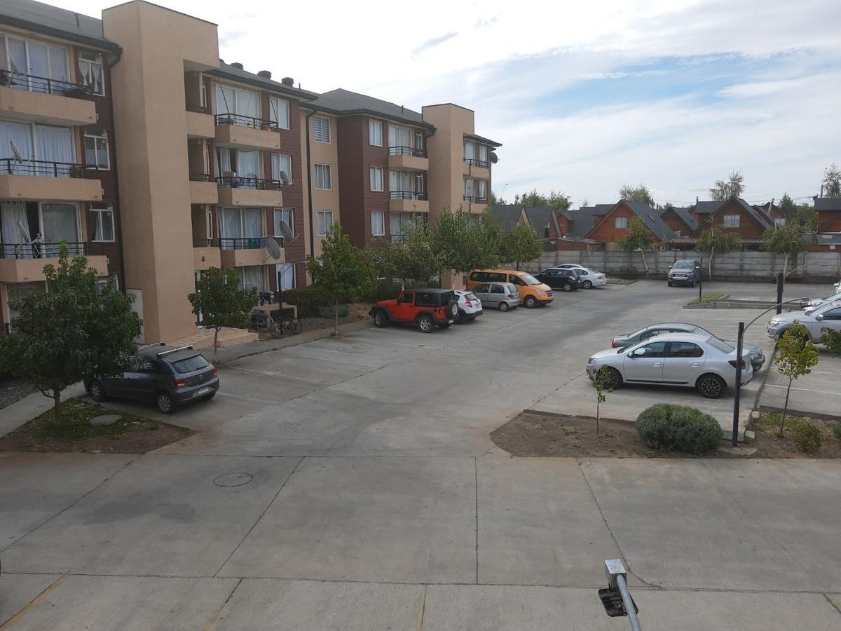 departamento 2 dormitorios 1 baño estacionamiento
