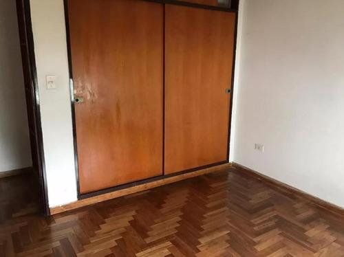 departamento 2 dormitorios al frente .apto banco- la plata