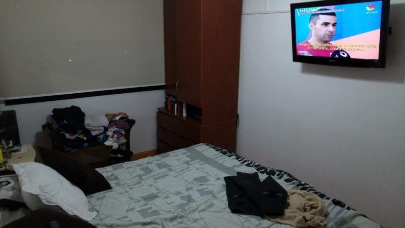 departamento 2 dormitorios al frente y cochera-73 mts 2  - la plata