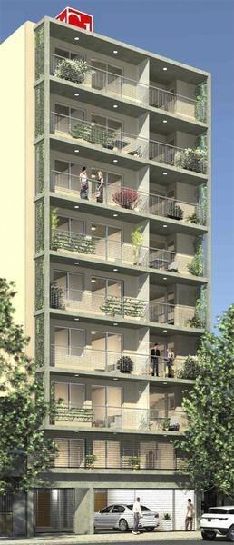 departamento 2 dormitorios - barrio martin