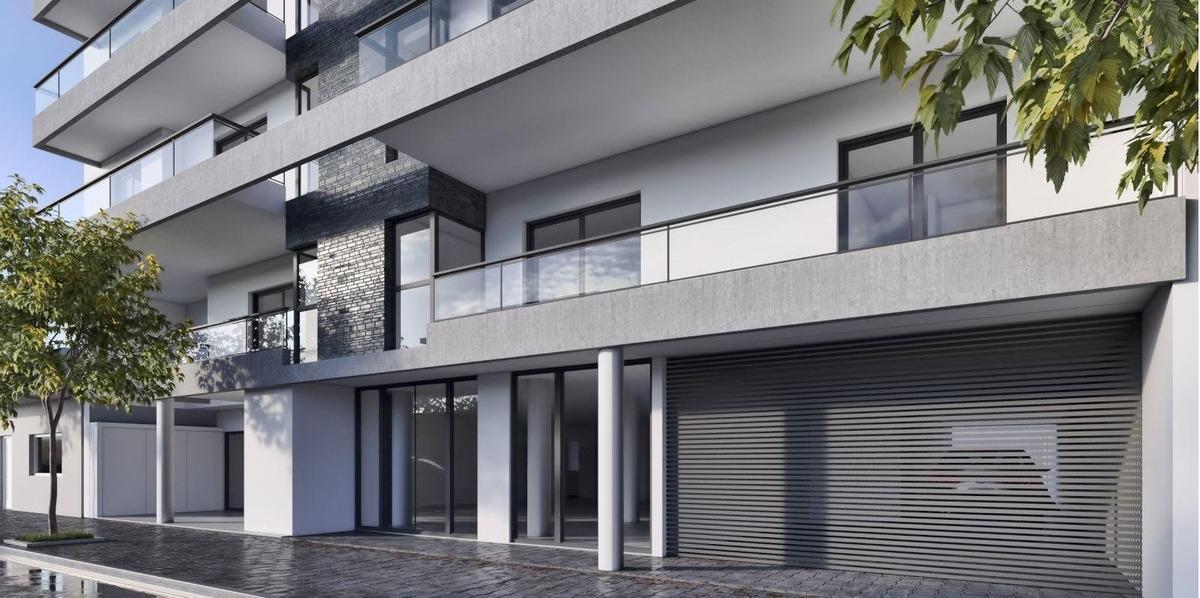 departamento 2 dormitorios con balcon - amenities en terraza - pichincha