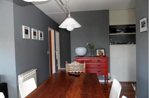 departamento 2 dormitorios con cochera apto banco - la plata
