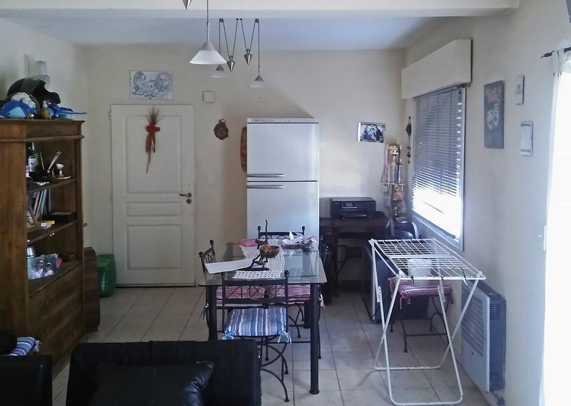 departamento 2 dormitorios con cochera en campana