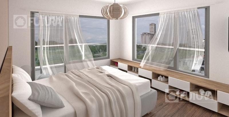 departamento 2 dormitorios en venta - rosario - puerto norte
