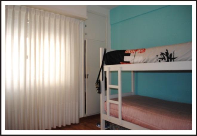 departamento 2 dormitorios en zona i . febrero. miramar