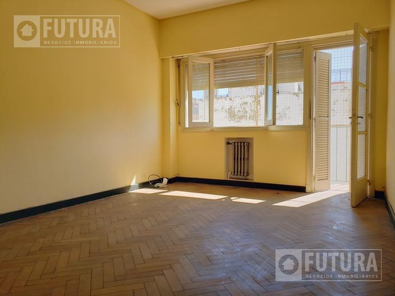 departamento 2 dormitorios - sarmiento 549 - rosario centro