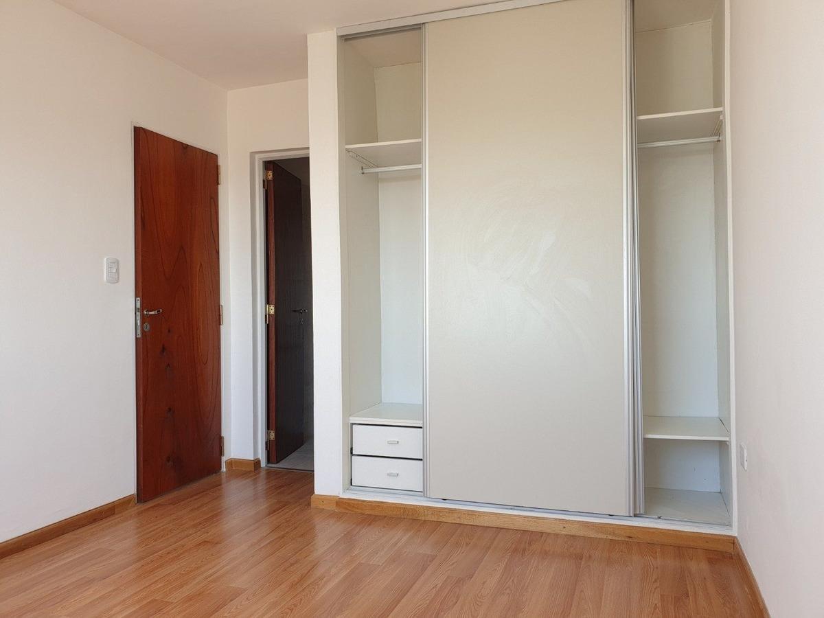 departamento 2 dormitorios - ventilacion cruzada - amplio y luminoso