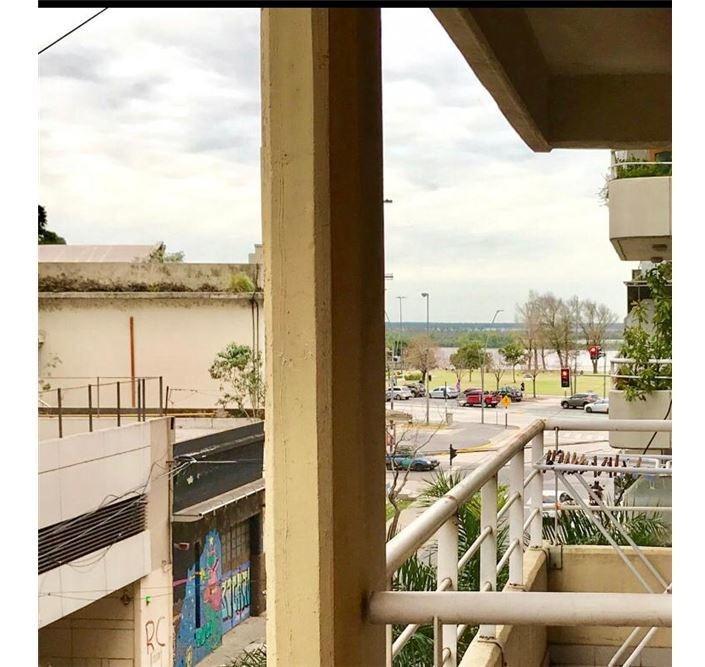 departamento 2 dormitorios - zona río- rosario