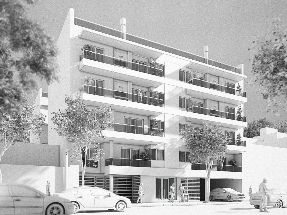 departamento 2 dormitorios/2 baños - balcon - barrio pichincha - financiado. posibilidad cochera