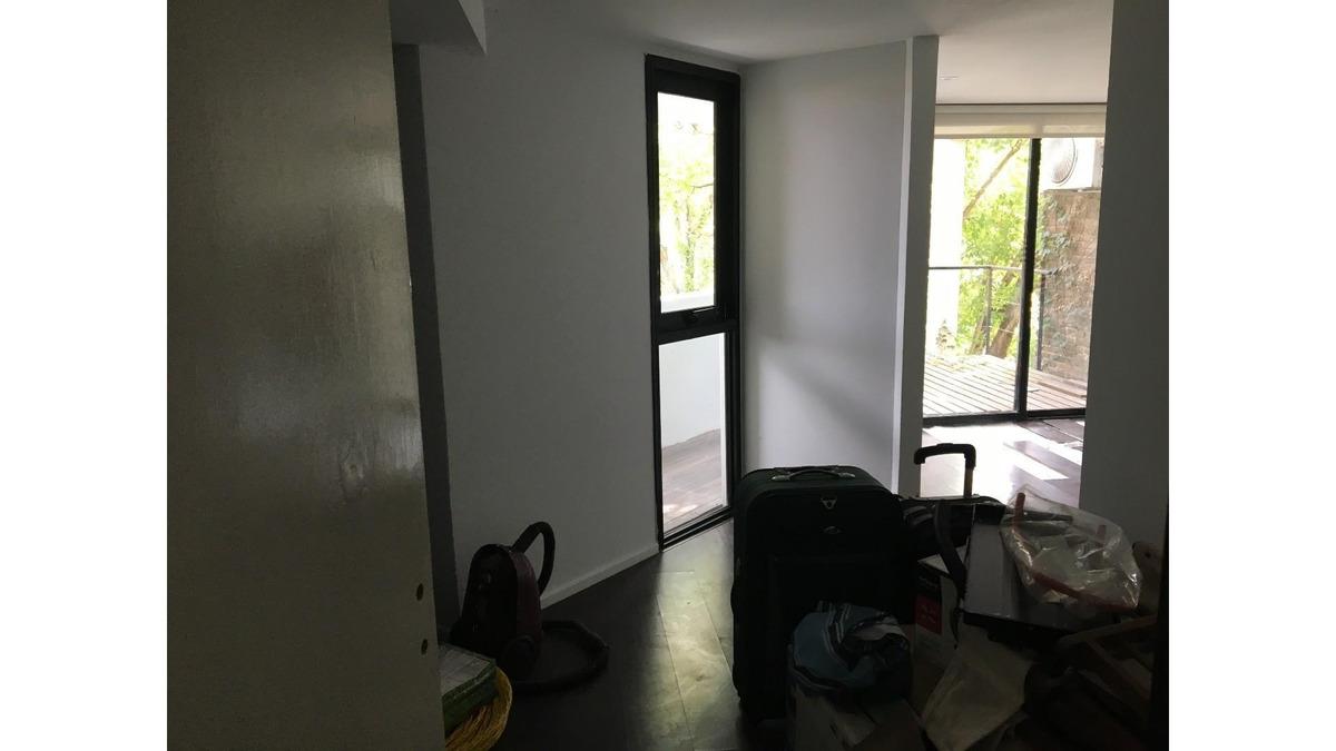 departamento 2 drios con cochera cubierta en city bell