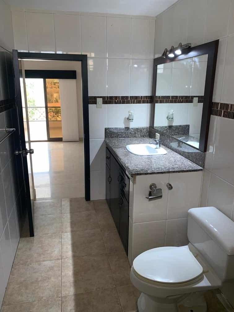 departamento 2 habitaciones con baños cocina sala comedor