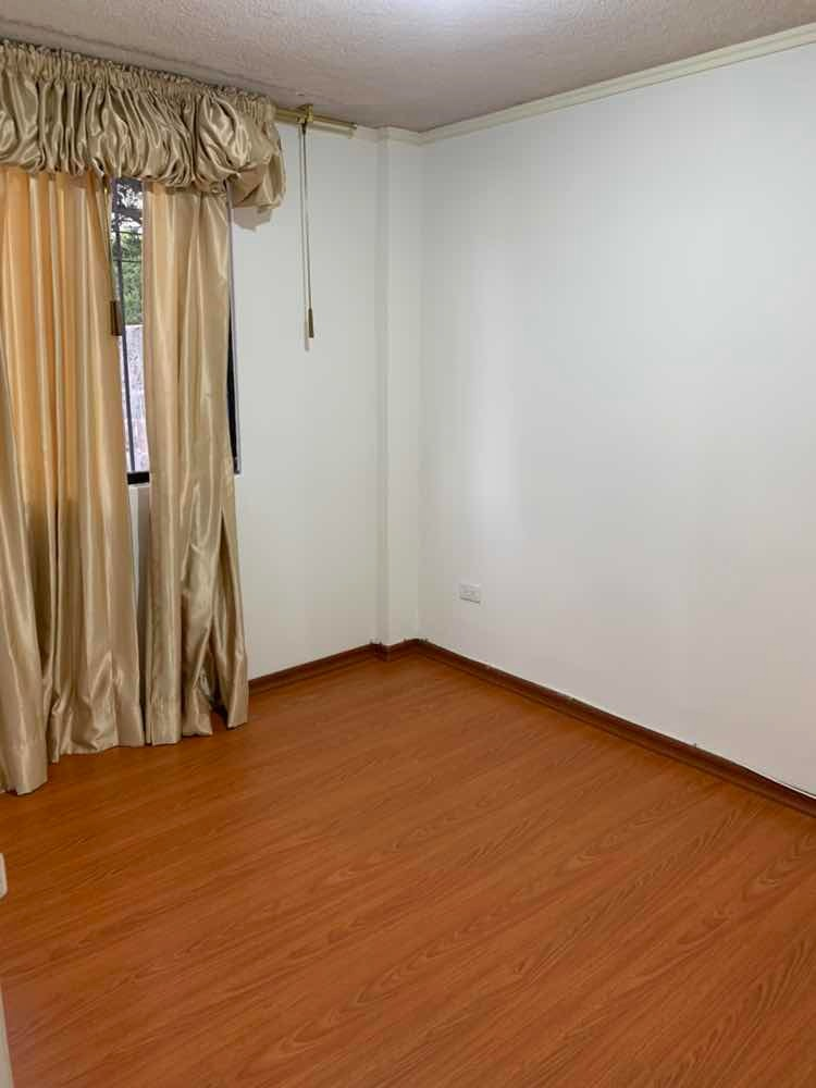 departamento 2 habitaciones, sala, lavandería, parqueadero