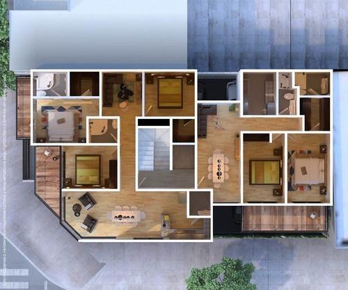 departamento 201, para estrenar en la del valle centro, terraza y roof g. común