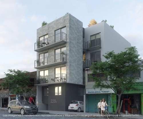 departamento 204, para estrenar colonia peralvillo, con balcón