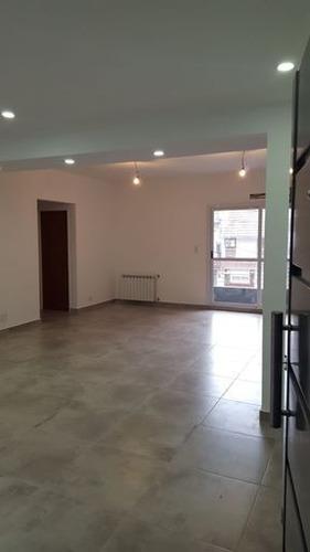 departamento 3 amb a estrenar  patio y lav, 120 m2 san justo