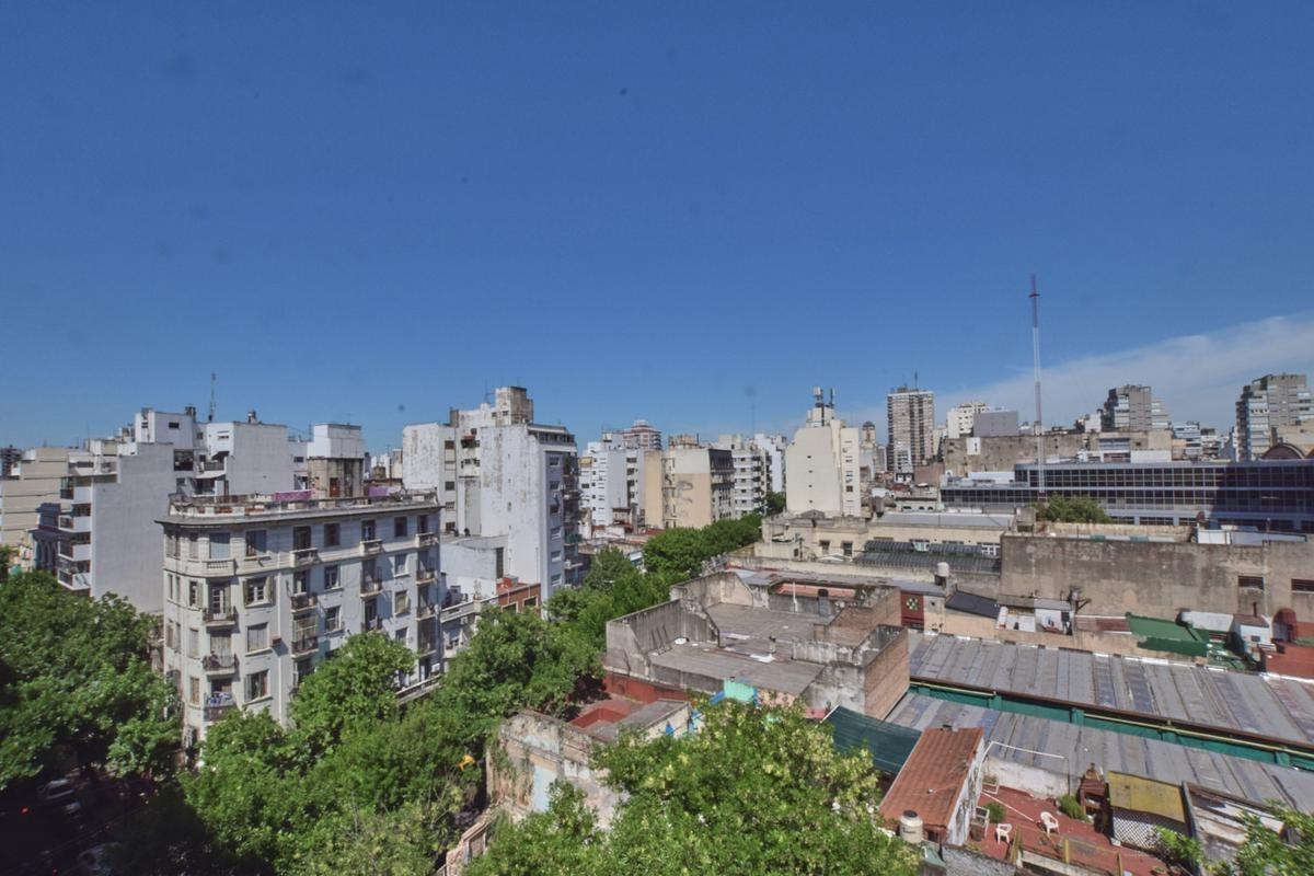 departamento - 3 amb. - balcón terraza - balvanera