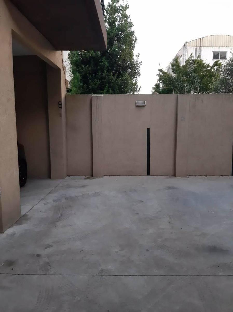 departamento 3 amb con cochera villa del parque