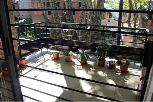 departamento 3 ambiente al frente c/cochera