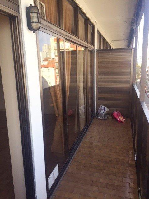 departamento 3 ambientes a la calle con balcón