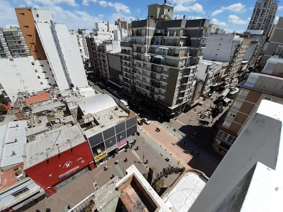 departamento 3 ambientes a la calle con balcon en venta mar del plata