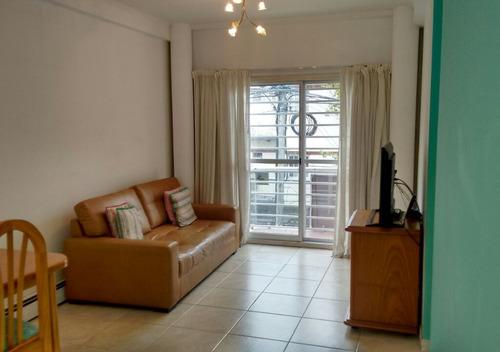 departamento 3 ambientes al frente con balcon