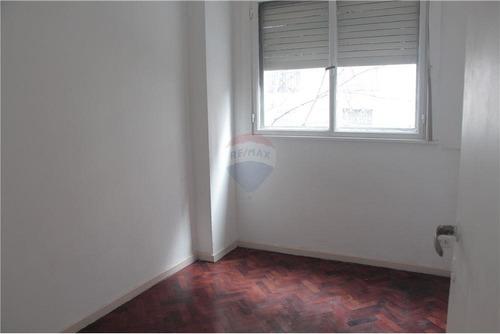 departamento 3 ambientes al frente con balcón, en balvanera