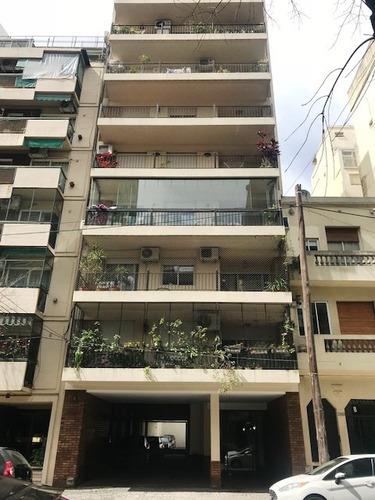 departamento 3 ambientes balcón cochera impecable belgrano