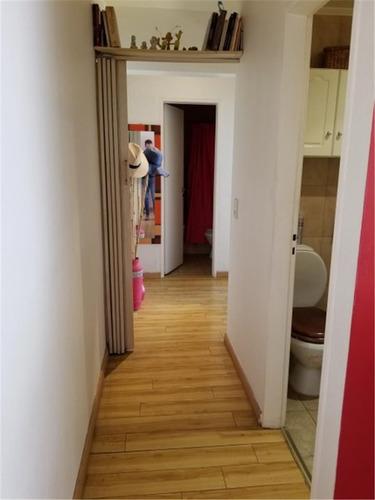 departamento 3 ambientes baño y toilete