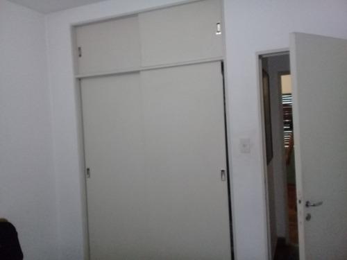 departamento 3 ambientes c baño y toilette. interno