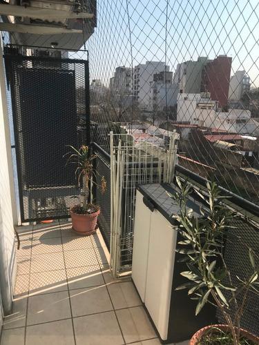 departamento 3 ambientes con balcon -lavadero