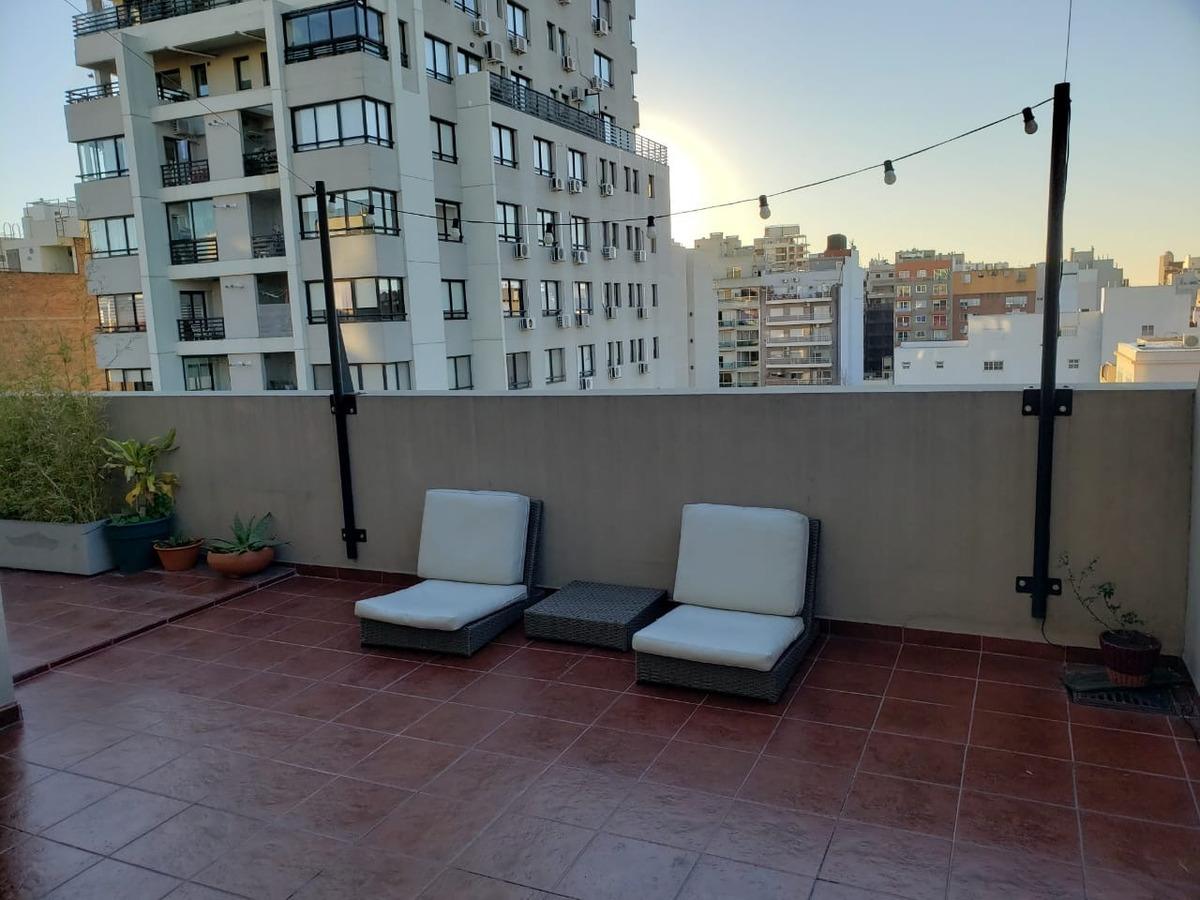 departamento 3 ambientes con balcón terraza y cochera