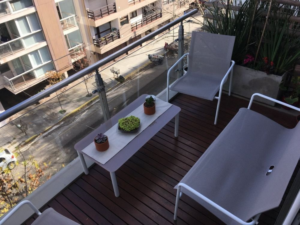 departamento 3 ambientes con balcon y cochera en venta mar del plata