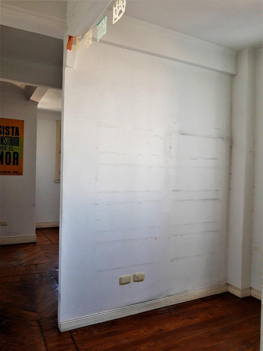 departamento 3 ambientes con baulera