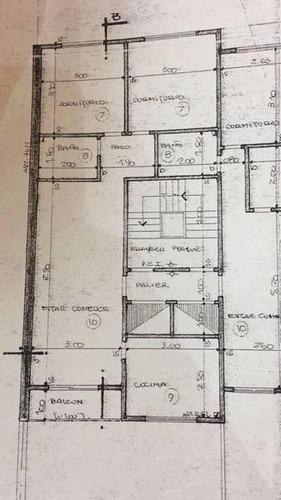 departamento 3 ambientes con cochera  4 piso a