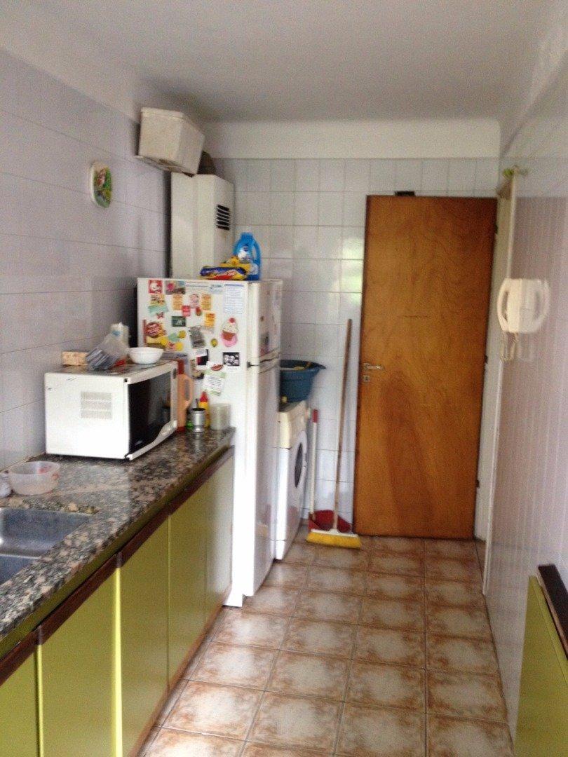 departamento 3 ambientes con cochera - con renta-