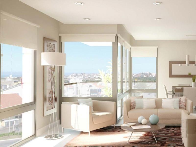 departamento 3 ambientes con cochera. dos dormitorios en suite. pileta climatizada. quincho. zona shopping aldrey.