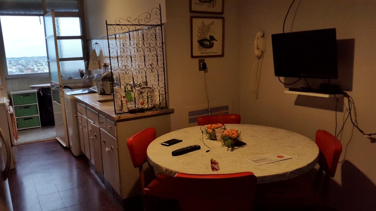 departamento 3 ambientes con cochera en venta mar del plata