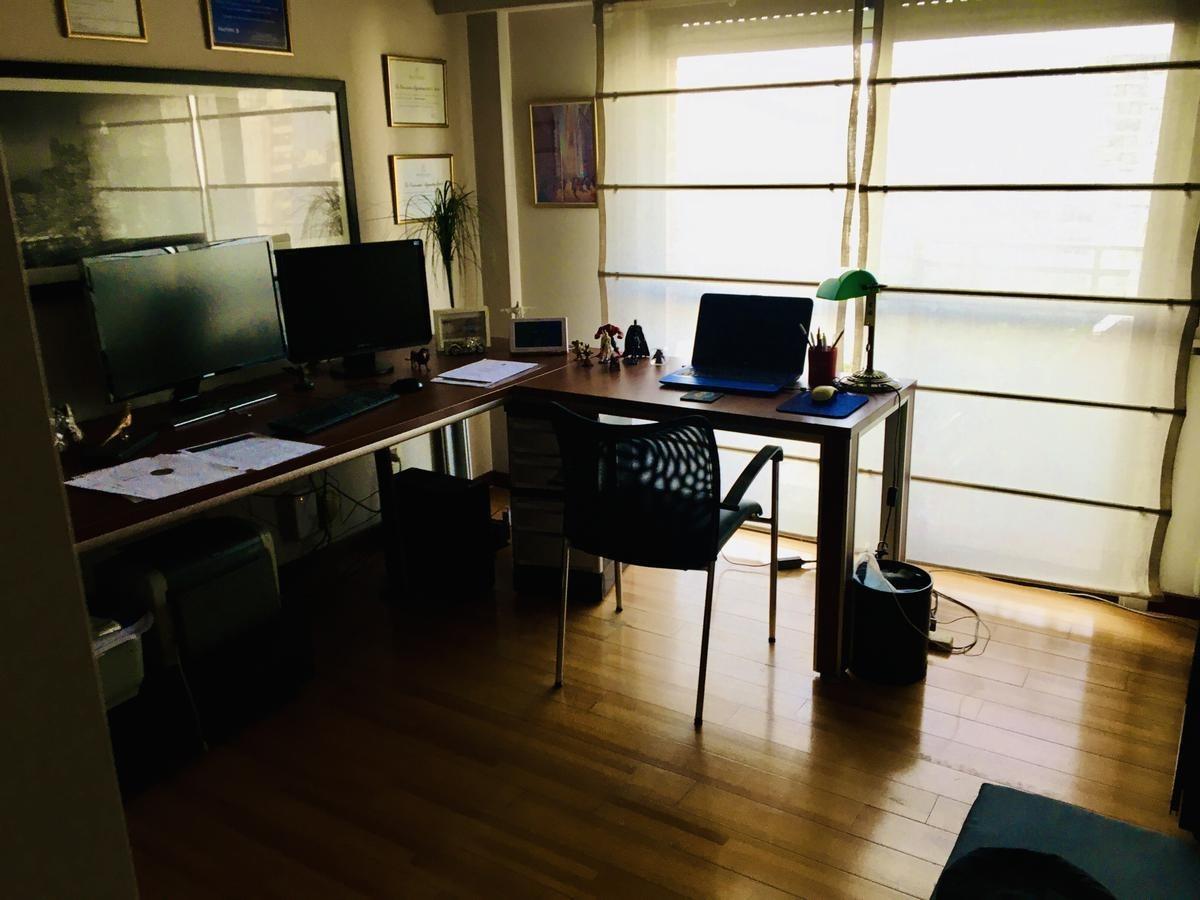 departamento 3 ambientes  con cochera en venta  moron