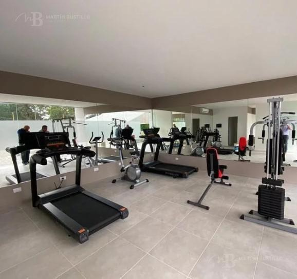 departamento 3 ambientes con cochera y amenities - riverside tower - tigre