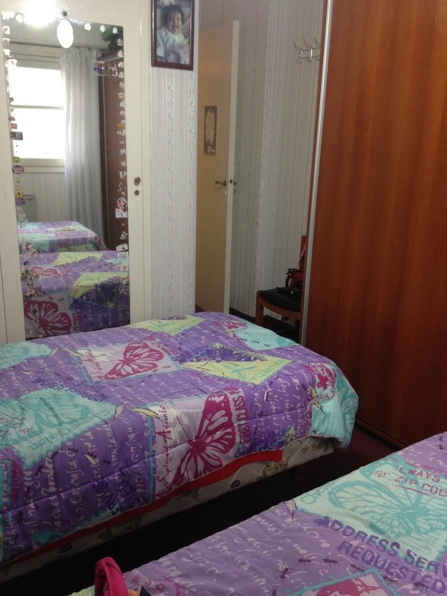 departamento 3 ambientes con dependencia. con cochera. zona hotel provincial.