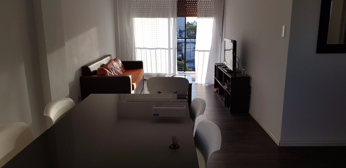 departamento 3 ambientes con muebles temporario